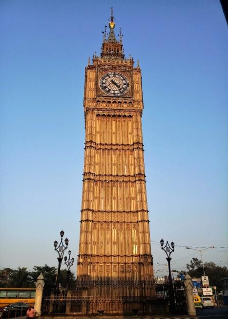 Replica of the Big-Ben Clock Tower